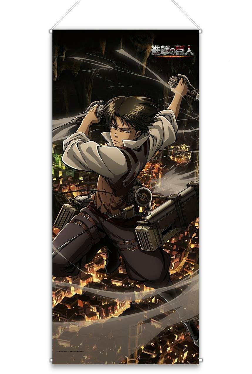 Misaki: Attack On Titan Season 3 Poster