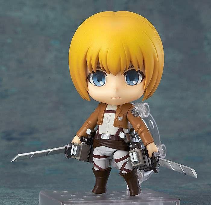 Attack On Titan Shingeki No Kyojin Good Smile Company Nendoroid Armin Arlert