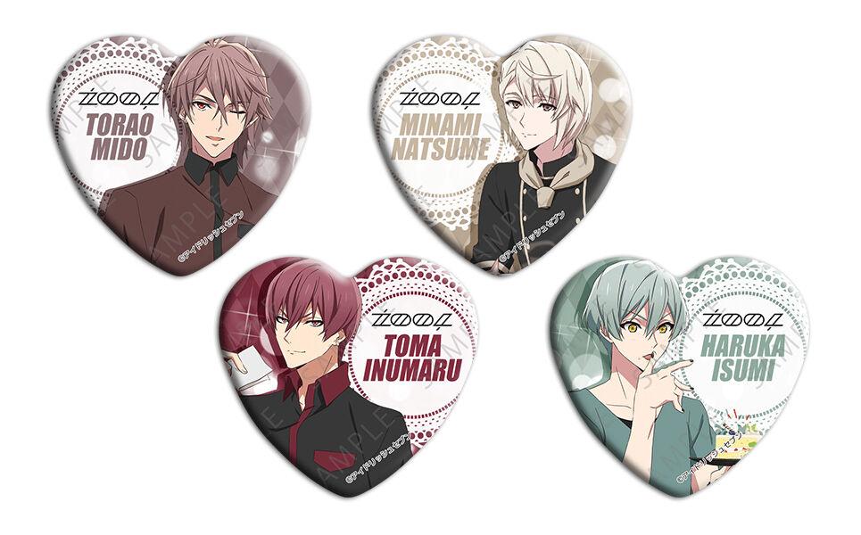 Minami Can Badge IDOLiSH7 ZOOL