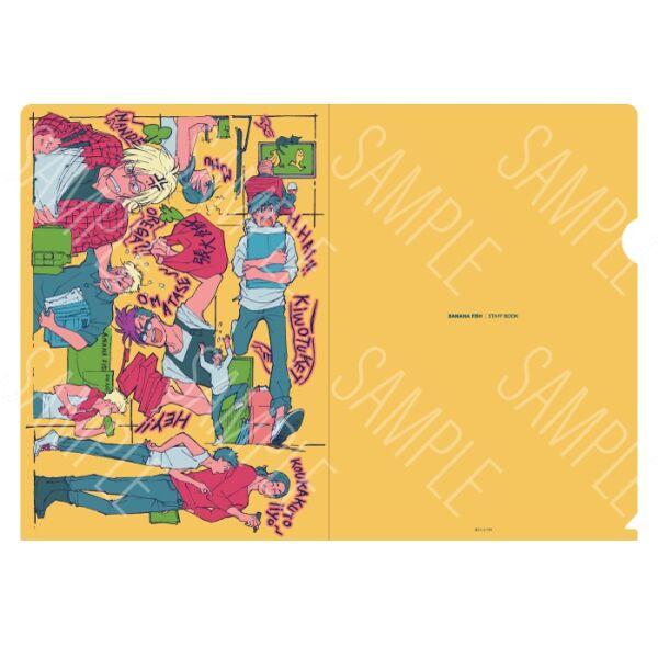 BANANAFISH ART STAFF BOOK MAPPA TEN LIMITED Japan New