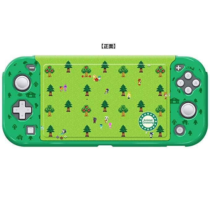 Aitai Kuji Animal Crossing Nintendo Switch Lite Protective Cover Case Collection B