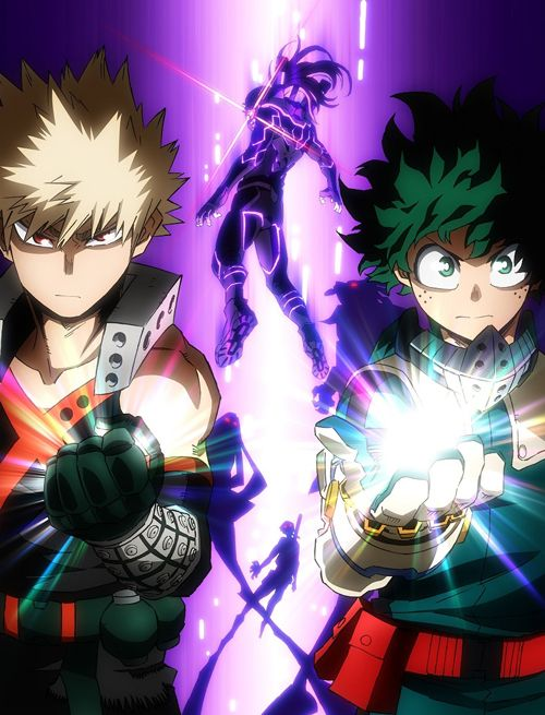 Aitai Kuji Boku No Hero Academia Heroes Rising Bluray With Bonus Items Set