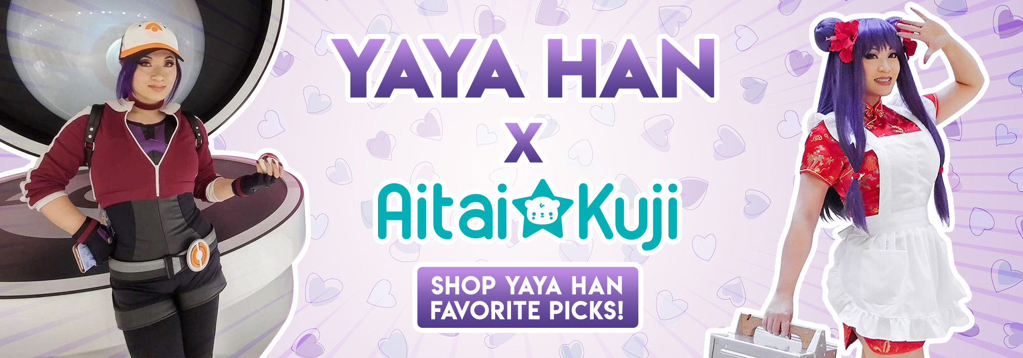 Presenting...Yaya Han's Favorite Picks!